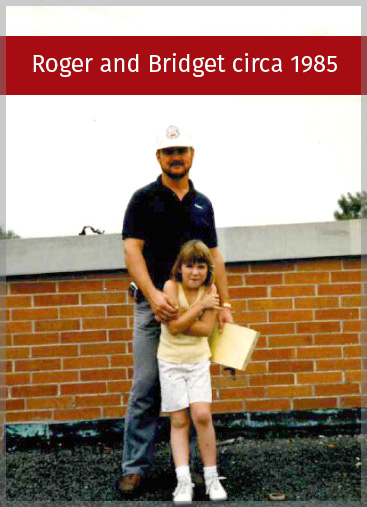 Roger and Bridget roofing